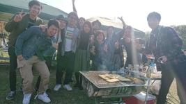 11月5日 最高の秋晴れ 西中島河川敷
