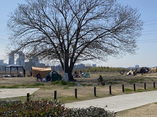 3月7日大阪・西中島バーベキュー
