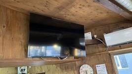 大阪・十三まるたけ屋上秘密基地バーベキューにとうとうテレビが来ました!!!