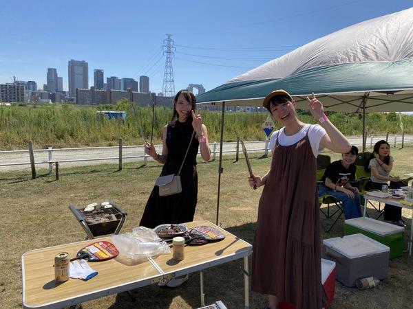 大阪・西中島バーベキューのお盆バーベキュー
